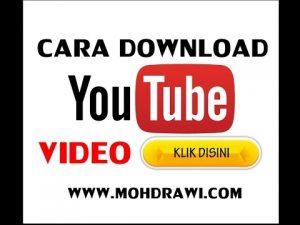 Cara Download Video dari Youtube Tanpa Software