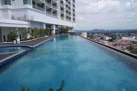 homestay melaka ada kolam renang vista